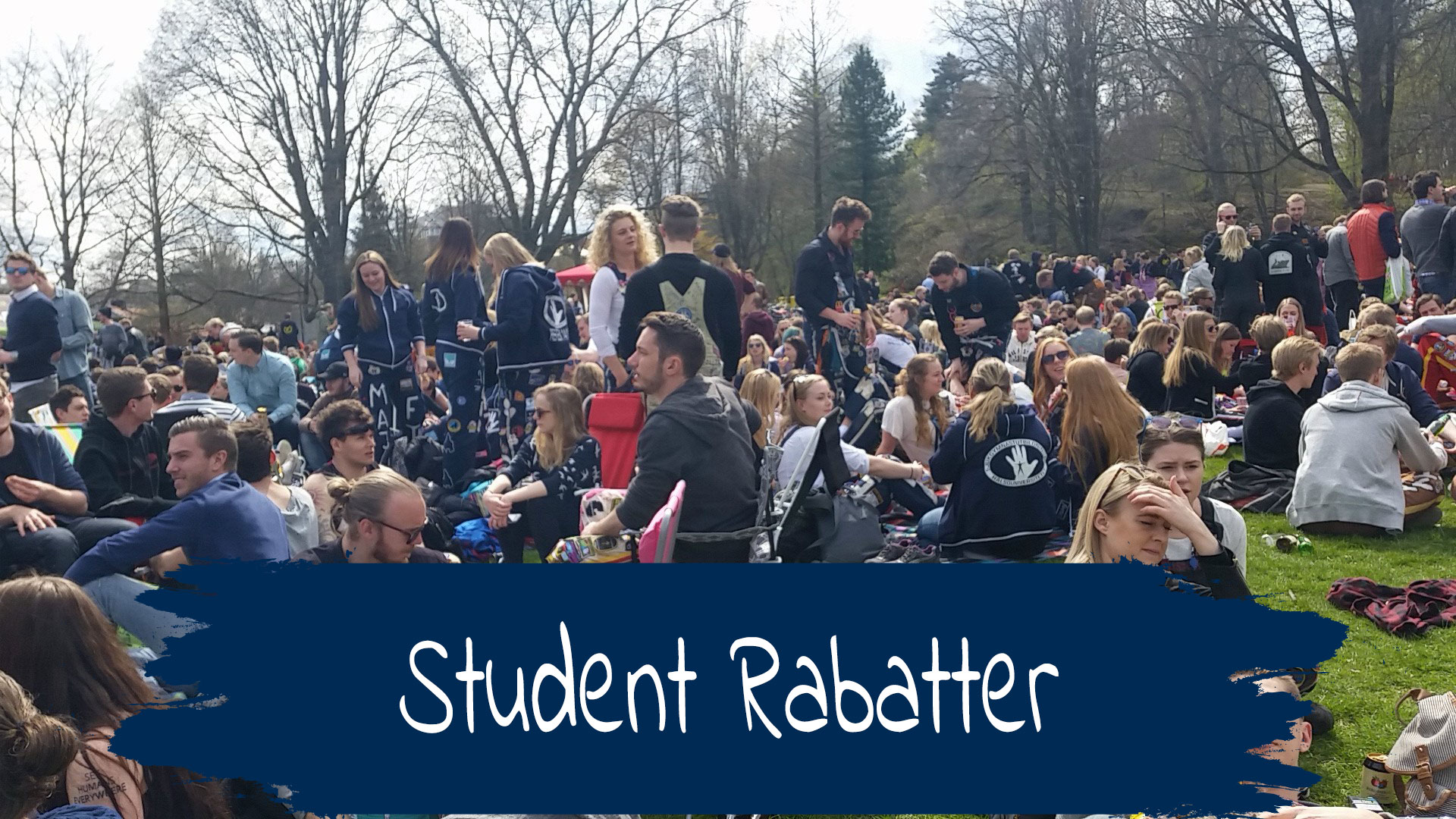 Student Rabatter
