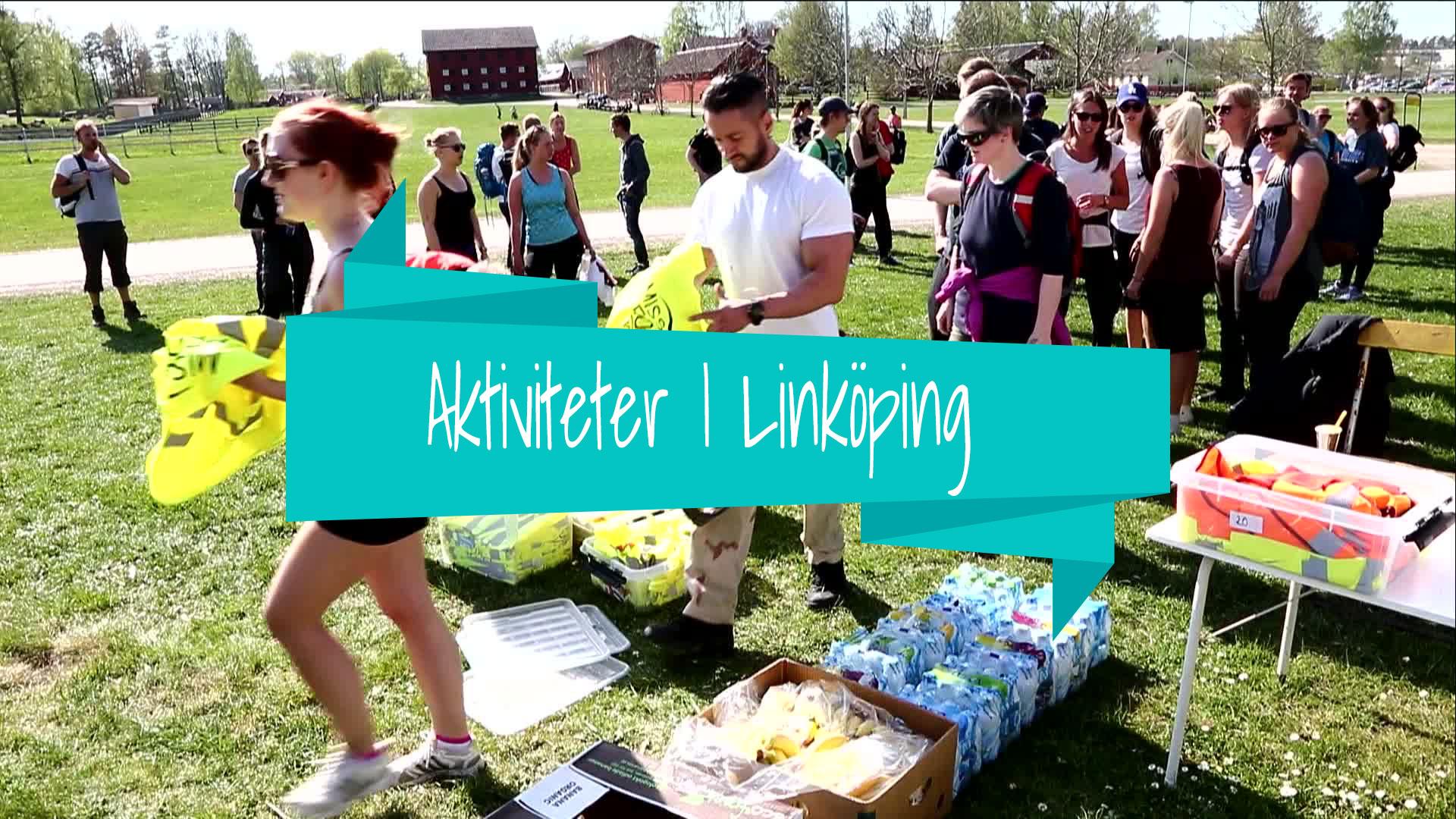 Aktiviteter I Linköping