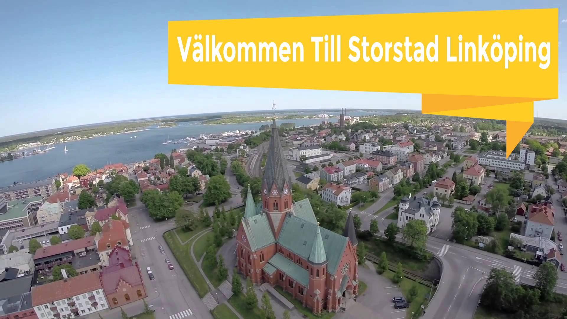 Välkommen Till Storstad Linköping